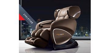 Массажное кресло Ogawa - альтернатива массажисту