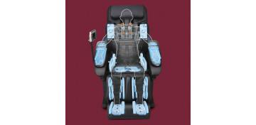 Воздушно-компрессионный массаж в креслах Ogawa