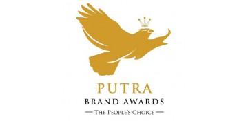 Компания OGAWA получила очередную награду в общенациональном конкурсе PUTRA Brands Award 2012